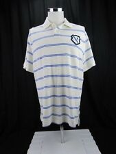 New Daniel Cremieux Men's Rugby Polo Shirt XLarge w/ Crest 100% Cotton NWOT