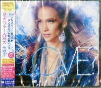JENNIFER LOPEZ-LOVE?-JAPAN CD BONUS TRACK F25