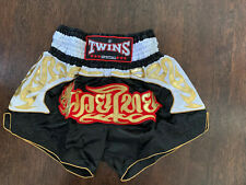 Twins Special Muay Thai shorts Mma New Large Nwt
