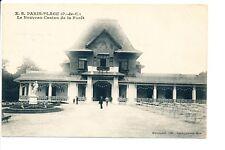 E S Paris Plage la Nouveau Casino de la Foret Vintage Postcard B01