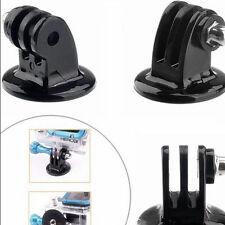 1Pc Tripod Monopod Mount Adapter For GoPro HD HERO 1 2 3 4 Camera Accessories