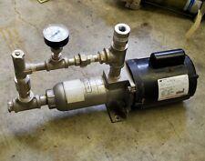 MagneTek Century 10-177813-20, 115/230VAC 1/2HP 2850/3450RPM AC Motor - USED