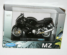 Welly - MZ 1000S - Motorbike Model Scale 1:18
