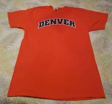 Denver Broncos T-Shirt Size M