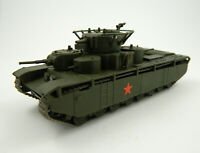 T-35, Russia, 1:72nd scale diecast Tank №18 by Fabbri