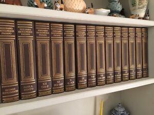 Dizionario Enciclopedico TRECCANI 12vol+suppl