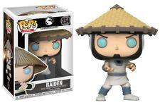 Funko POP! Vinyl Spiele Mortal Kombat Raiden Figur Modell Sammlerstück kein 254