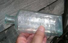 More details for vintage ryde isle of wight chemists bottle gibbs & gurnell