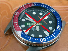 Red Blue Pepsi Color Replacement Insert For Scuba Submariner skx013 Spare Parts