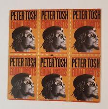 Peter Tosh - Equal Rights - 2001 - SVLP308 - UK Press - A1/B1 Matrix - Vinyl LP
