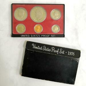 1976 United States Mint Proof Coin Set (6 coins) US