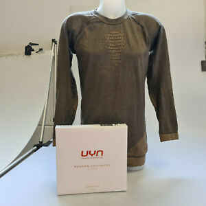 UYN Funktionsunterhemd Cashmere Silky Rundhalsshirt Celebrity Herren Gr. L/XL