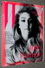W Magazine, GIGI HADID, Amber Valetta, Asia Chow, Frankie Rayder, Crimson Peak