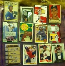 RANDOM $$ BASEBALL CARD LOTS!(20) Vintage, Auto/Relic, Serial #d, Rookie..READ!
