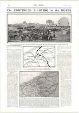 1914 Battle Of The Canals And Dunes Felix Schwarmstadt Artwork Argonne Aisne