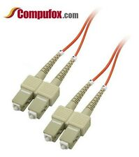 Multimode Duplex, 62.5/125 Fiber cable, SC/SC