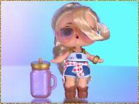 LOL Surprise Hairgoals Wave 2 Hair Goals Doll Twang Color Changer Country Girl