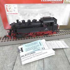 FLEISCHMANN 406101 - HO - DB - Dampflokomotive 064 355-1 mit DSS - OVP - #A27116