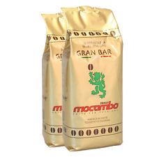 Mocambo Gran Bar Selezione Oro, 1000g ganze Bohne 2er Pack