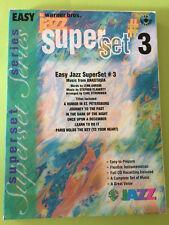 Easy Jazz Super Set #3, Music From Anastasia, 6 Big Band Arrangements