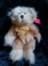 """Plush Teddy Bear Russ Berrie 10"""" Bears From The Past Collection with Tags"""