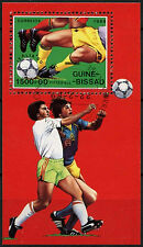 Guinea-Bissau 1989 SG#MS1158 World Cup Football Cto Used M/S #A92734