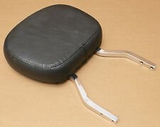 HARLEY ORIGINALE Sissy Bar Schienale Cuscino Seat BACKREST PAD Heritage Softail