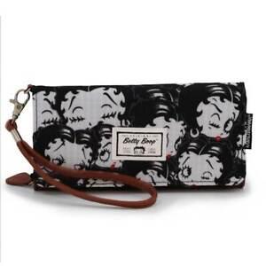 porte-carte Femmes Portefeuille Official Licensed. Lady/'s Porte-monnaie Betty Boop Sac à Main