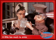THUNDERBIRDS - A Little Too Much to Drink - Card #40 - Cards Inc 2001
