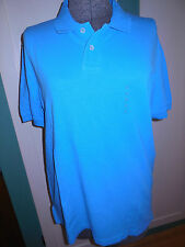 Women's ARIZONA JEANS Polo shirt Blue NEW WITH TAG $20 SIZE L