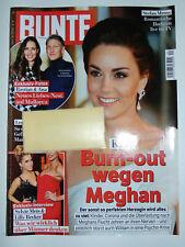 Bunte  Zeitschrift Nr. 24 / 04.06 2020 Kate, Schweinsteiger, Meis Becker