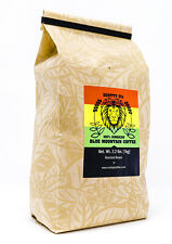 Freshly Roasted Jamaican Blue Mountain Coffee Beans (1 kilo- 2.2 lbs)