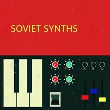 SOVIET SYNTHS VST / FORMAT: ABLETON9 - KONTAKT 5 - LOGIC EXS24 - WAV
