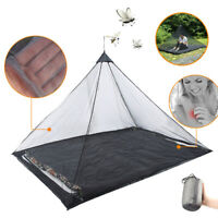 Camping Insect Mosquito Net Tent Outdoor Netting Cover Canopy Travel Sleep Tent