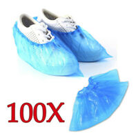Disposable 120 Pack Shoe Covers Hygienic Boot Cover for Workplace Indoor Carpet