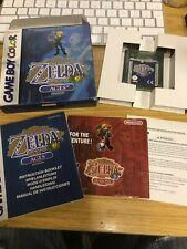 The Legend Of Zelda: Oracle Of Ages Gameboy Color  - Boxed