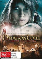 Dragon Lore - Curse Of The Shadow (Region 4) mint