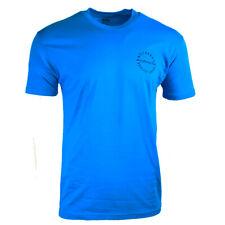 BILLABONG Men's t-shirt Surf Skateboard Snowboard Cotton Reg $ 26 Aqua Blue NEW