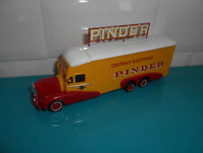 Camion Bernard centrale électrique cirque circus PINDER Altaya 1/64