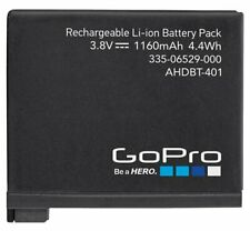 GoPro Rechargeable Battery for HERO4 - Black (AHDBT-401)