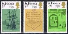 St. Helena postfris 1980 MNH 327-329 - Stamp Exhibition London (07)