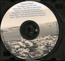 San Francisco Goldengate International Exposition 1939-40 + Bonus Books