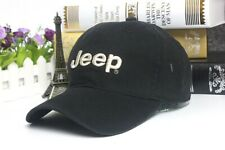 Black Jeep Hat Cap Women Men Unisex baseball Golf Ball Sport cap #@#