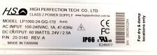 High Perfection LP1060-24-GG-298 LED Power Supply 60W 24V 2.5A Driver Ballast