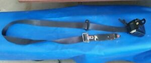 82-83 DATSUN 280ZX  SEATBELT SEATBELTS FITS 2 SEATER  NICE OEM PARTS