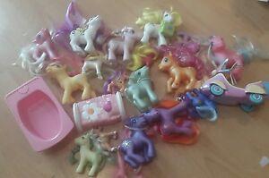 my little pony bundle 2002 - my little pony lot