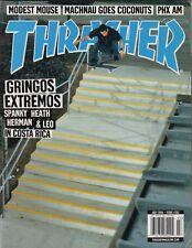 Thrasher Magazine Issue #282 July 2004