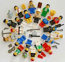 LEGO 20 minifigures + accessori