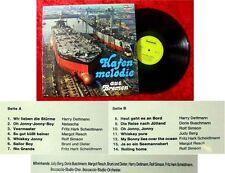 LP Hafenmelodie aus Bremen Rolf Simson Judy Berg