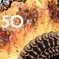 CD de musique classique en coffret avec compilation